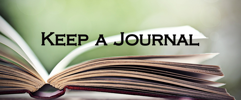 Does your child run away? Keep a Journal {Mom of Many}