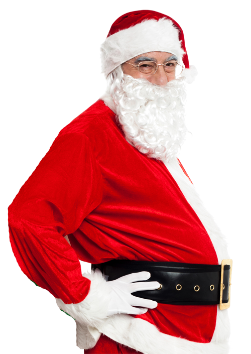 Do your kids believe in Santa? {Mom of Many}